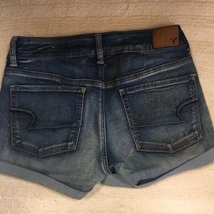 American Eagle Outfitters Shorts - AE denim midi short Sz 4